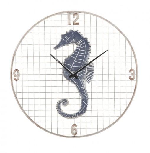 Ceas de perete Seahorse Multicolor, Ø55,5 cm