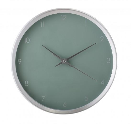 Ceas de perete Silver Round, Ø 25 cm
