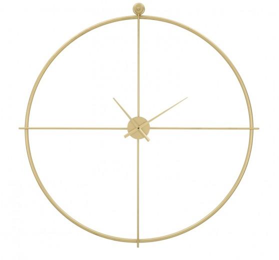 Ceas de perete Simply Round, Ø 100 cm