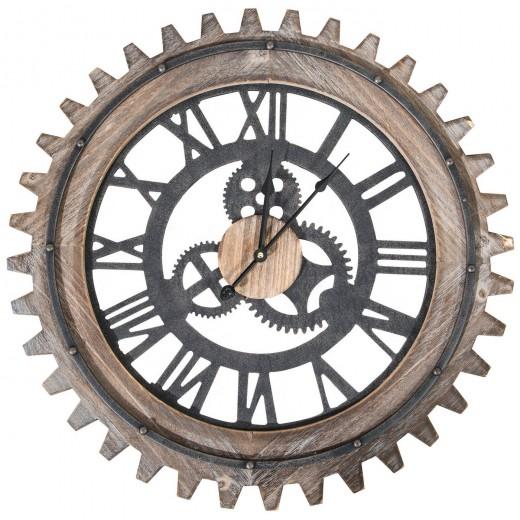 Ceas de perete Vintage Ø 60 cm
