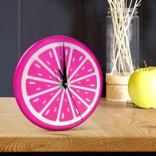 Ceas de birou Grapefruit, Ø22 cm