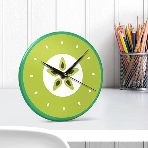 Ceas de birou Green Apple, Ø22 cm