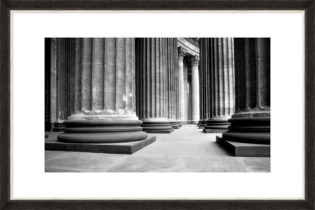 Tablou Framed Art Church Colonnade
