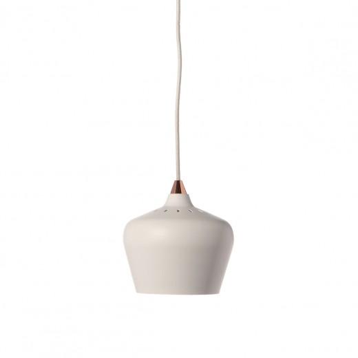 Lustra Cohen Small White Matt, Ø 16 cm