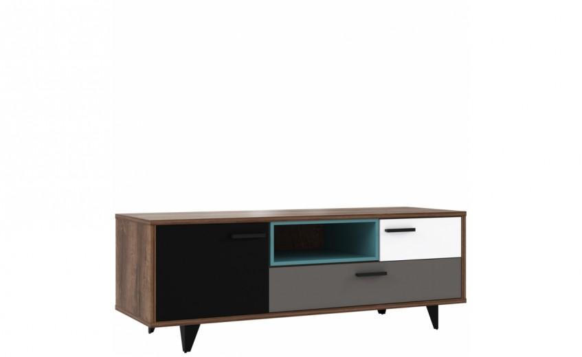 Comoda TV Ravery, l154,5xA52,2xH54,9 cm