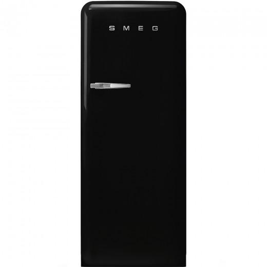 Congelator cu deschidere dreapta CVB20RNE1, Negru, 60 cm, Retro 50, SMEG