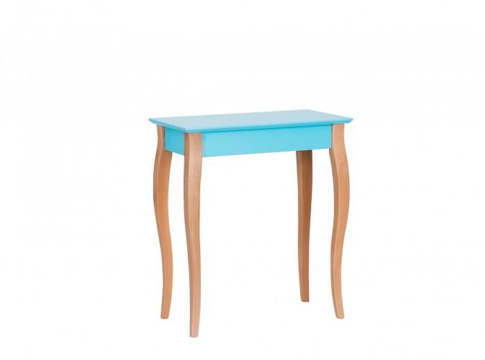 Consola din lemn de fag si MDF Lillo Small Dark Turquoise, l65xA35xH74 cm