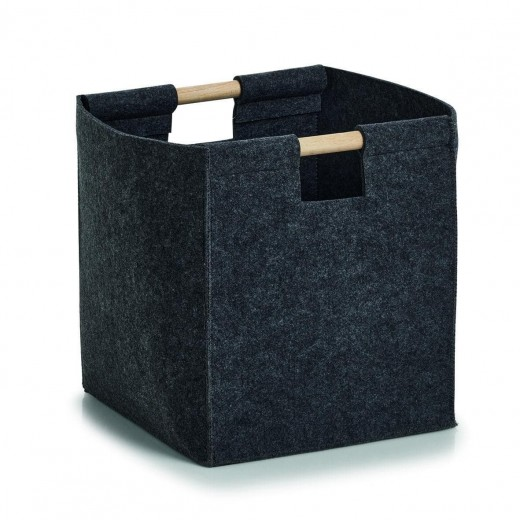Cos pentru depozitare, Storage II Antracit, l30xA30xH35 cm