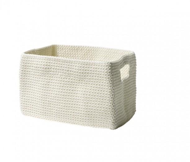 Cos tricotat pentru depozitare Roll, L22xl13xH14 cm, Zone Denmark