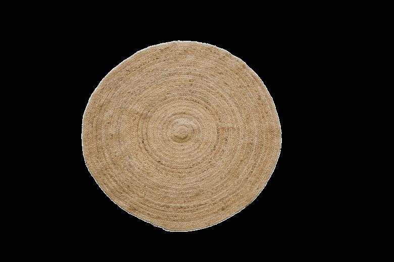 Covor din iuta Atmosphere Round, Ø 120 cm