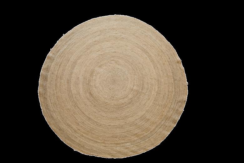 Covor din iuta Atmosphere Round, Ø 280 cm