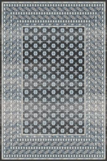 Covor din lana Melite Graphite, Wilton