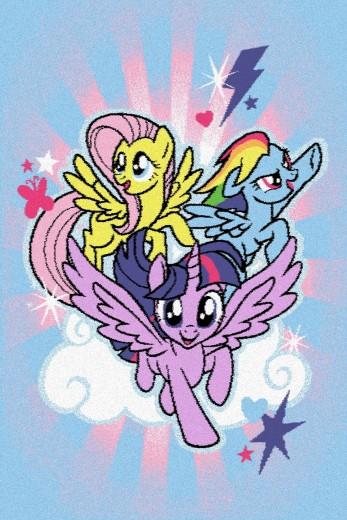 Covor din PP My Little Pony, Power Roz, Wilton
