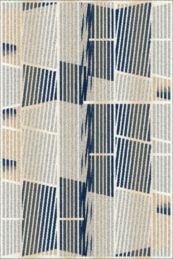 Covor din PP Penetra Bleu, Wilton