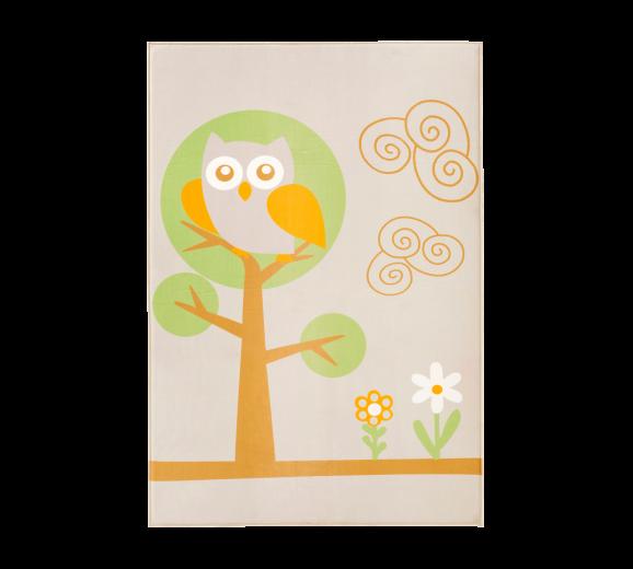 Covor pentru copii din PE Soft Story Multicolour, 100 x 150 cm