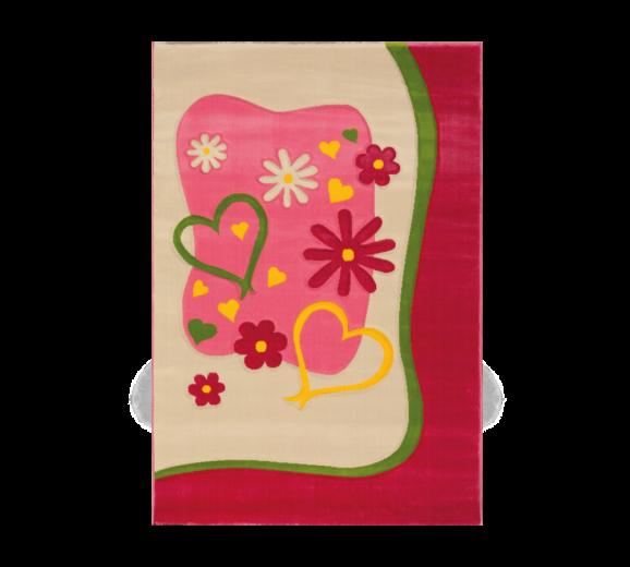 Covor pentru copii Lady Multicolour, 133 x 190 cm