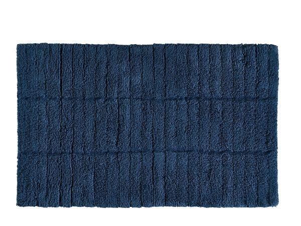 Covoras pentru baie din bumbac Tiles Pastel, 80 x 50 cm, Zone Denmark