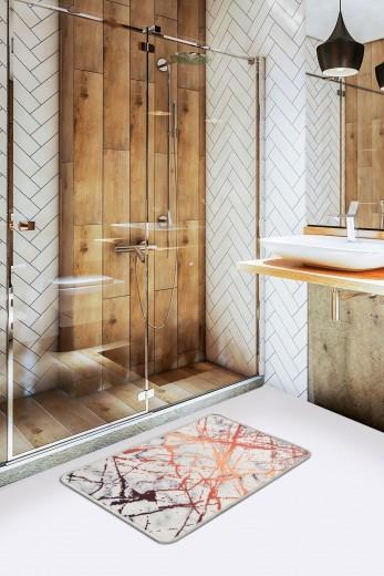 Covoras pentru baie Shine Multicolor, 40 x 60 cm