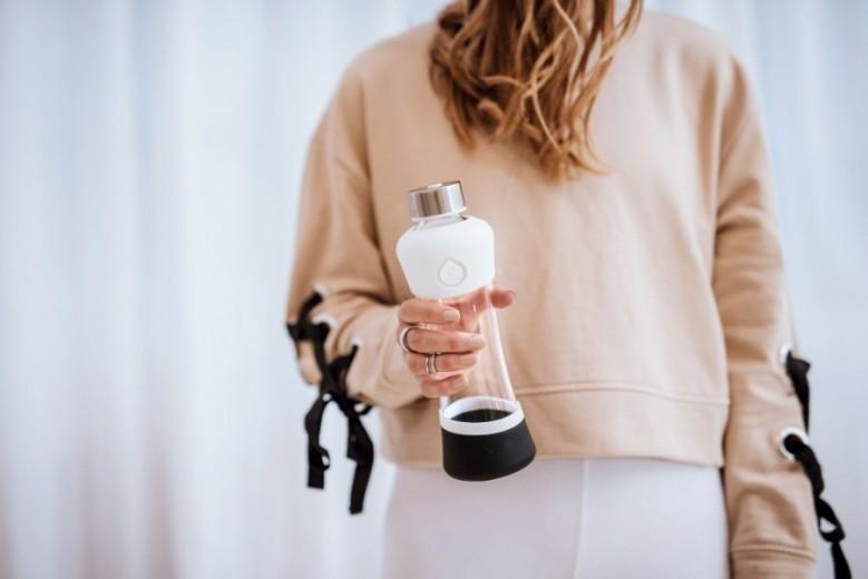 Sticla pentru apa Equa White -550 ml