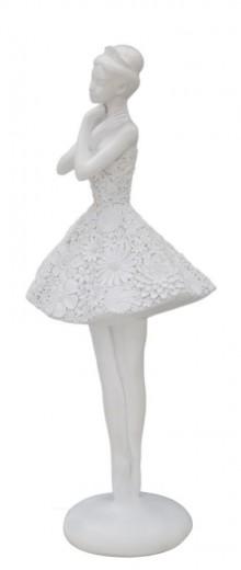 "Decoratiune ""Ballerina A"", H 33,5 cm"