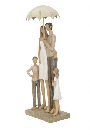 Decoratiune Family, H 30,5 cm