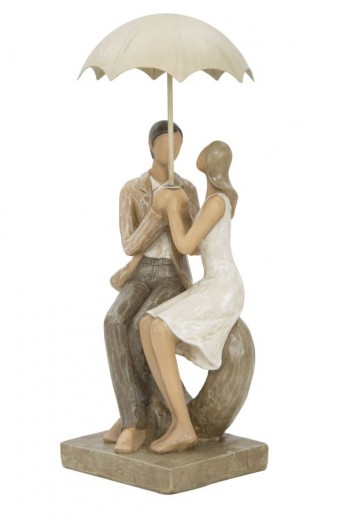 "Decoratiune ""Sitting"", H 24,5 cm"