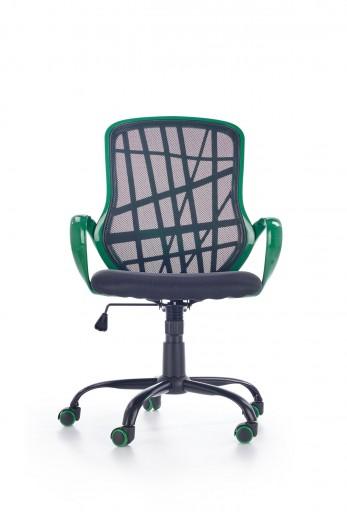 Scaun de birou ergonomic Dessert Green / Black, l62xA61xH95-105 cm