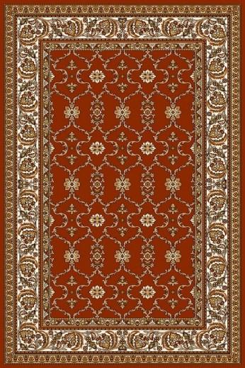 Covor Dina Brick Red, Wilton-133 x 190 cm