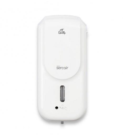 Dispenser automat cu senzor, pentru dezinfectant, Model D4001, 1000 ml, Vision, Alb, Sercair