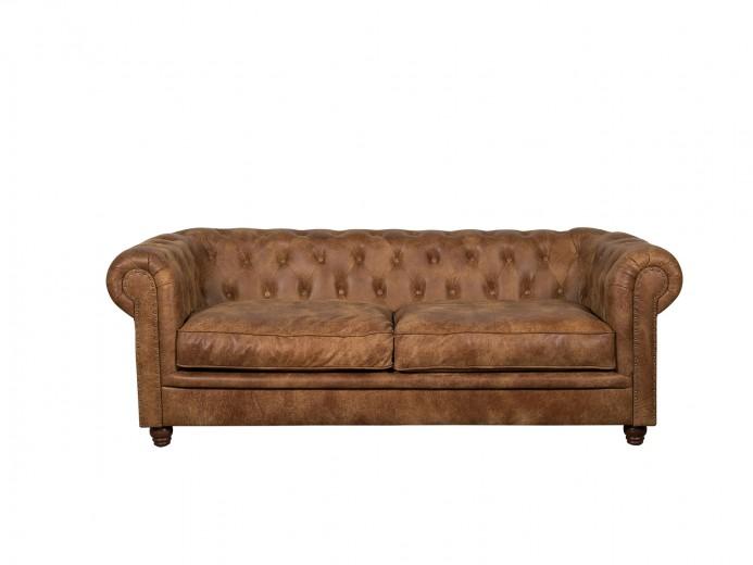 Canapea fixa 2,5 locuri Arnold Brown