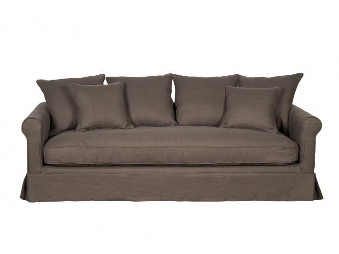 Canapea fixa 3 locuri John Lagoon