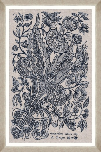 Tablou Framed Art Dutch Embroidery II