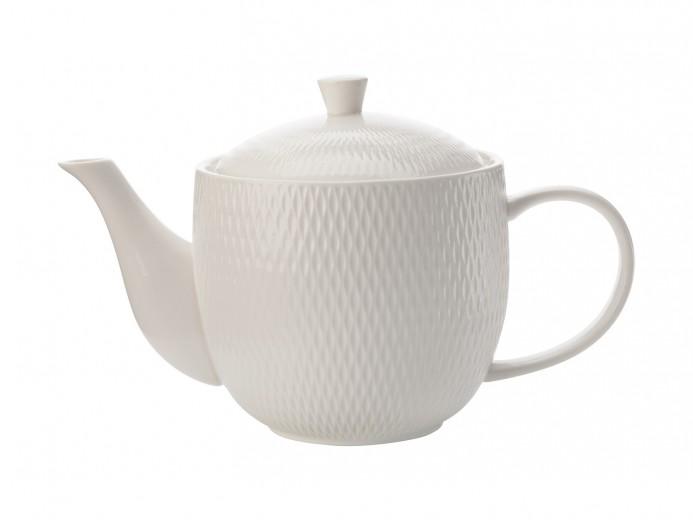 Ceainic din portelan, Diamonds, 800 ml