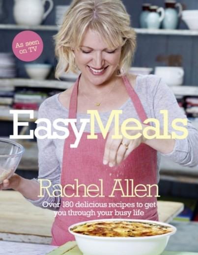Carte Easy Meals - Rachel Allen , Editie in limba engleza