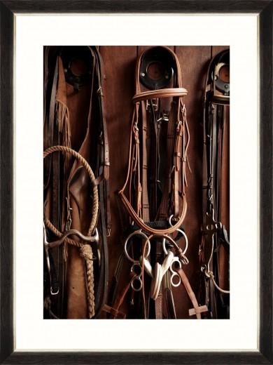 Tablou Framed Art Equitation IV
