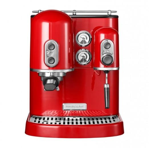 Espressor electric Artisan 5KES2102E, 15 bari, 2 L, 1300 W, KitchenAid