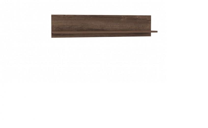 Etajera suspendata din pal, Tala Stejar Noble Oak, l140xA21,9xH29,6 cm