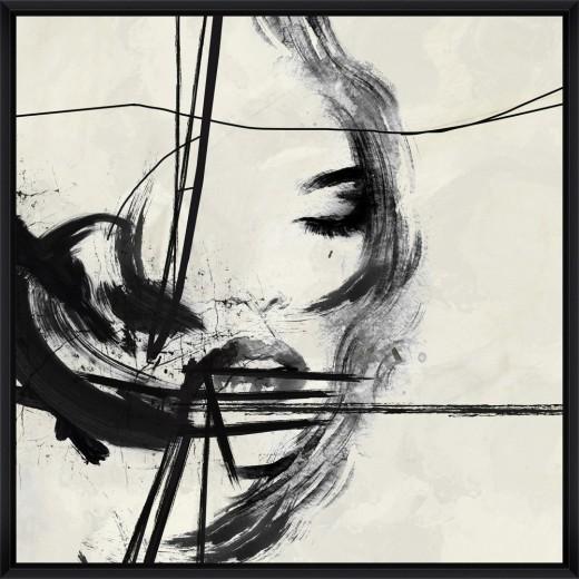 Tablou Framed Art Etude De Femme I