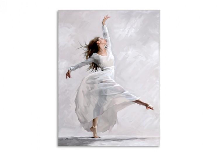 Tablou Canvas Waterdance Dancer I, 60x80 cm