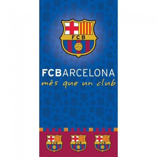 Prosop pentru copii Cotton FC Barcelona FCB-9015T