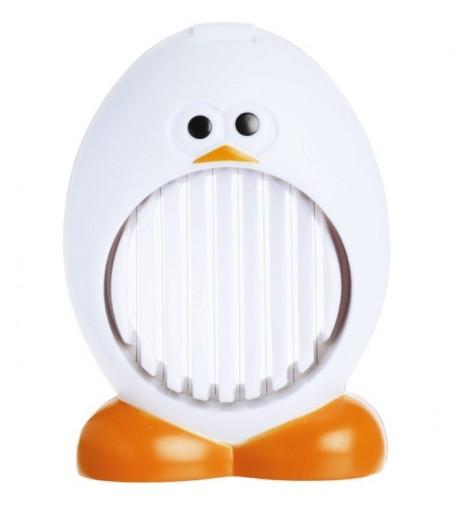 Feliator pentru oua, din plastic, Joie Egg Alb