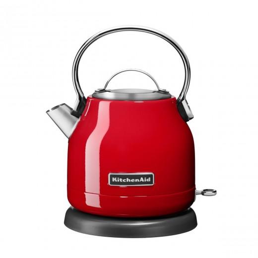 Fierbator electric 1,25 L, 5KEK1222EER, Red, KitchenAid