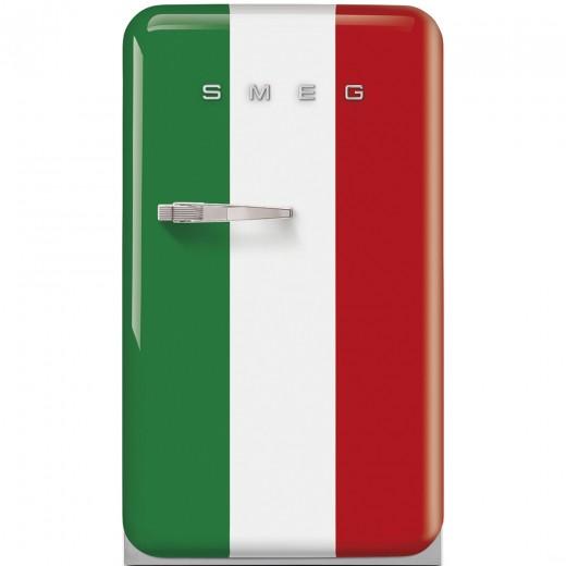 Frigider minibar FAB10HRIT, Italy, 55 cm, Retro 50, SMEG