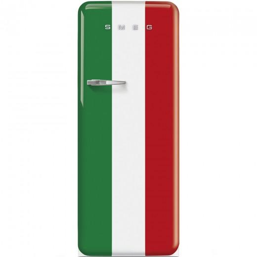 Frigider cu o usa deschidere dreapta FAB28RIT1, Italy, 60 cm, Retro 50, SMEG