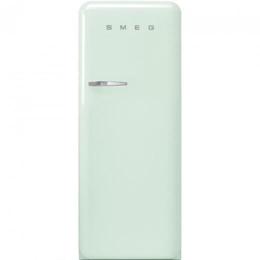 Frigider cu o usa deschidere dreapta FAB28RV1, Verde pastel, 60 cm, Retro 50, SMEG