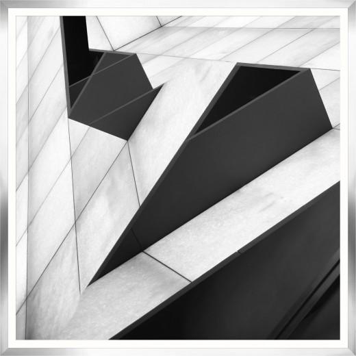 Tablou Framed Art Future Architectural I