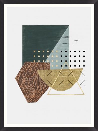 Tablou Framed Art Geometric Prints I