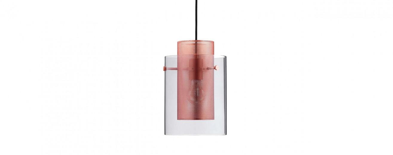 Lustra Cora Copper / Smoke