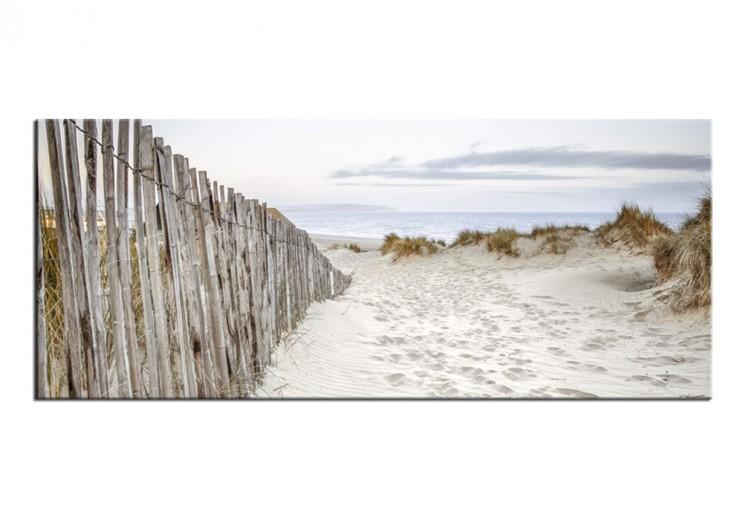 Tablou Sticla Glasspik Dunes II, 50x125 cm