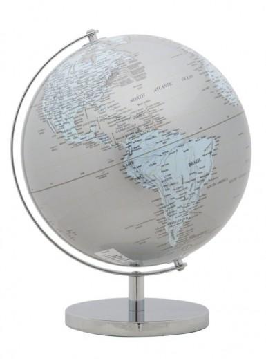 Glob pamantesc Mapamond Silver